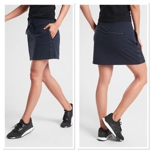 Athleta metro downtown skort